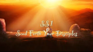 SS 1# With Joyful Lips#Send Forth Your Disciples#Ascension Hymn with Lyrics#St Catherine's Choir#