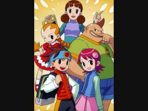 Megaman Network Transmission-Bonus Track- Kaze wo Tsukinukete
