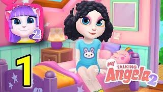 My Talking Angela 2 Android Gameplay Episode 1 screenshot 2
