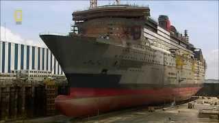 видео Queen Mary 2 круиз - Queen Mary 2 корабль