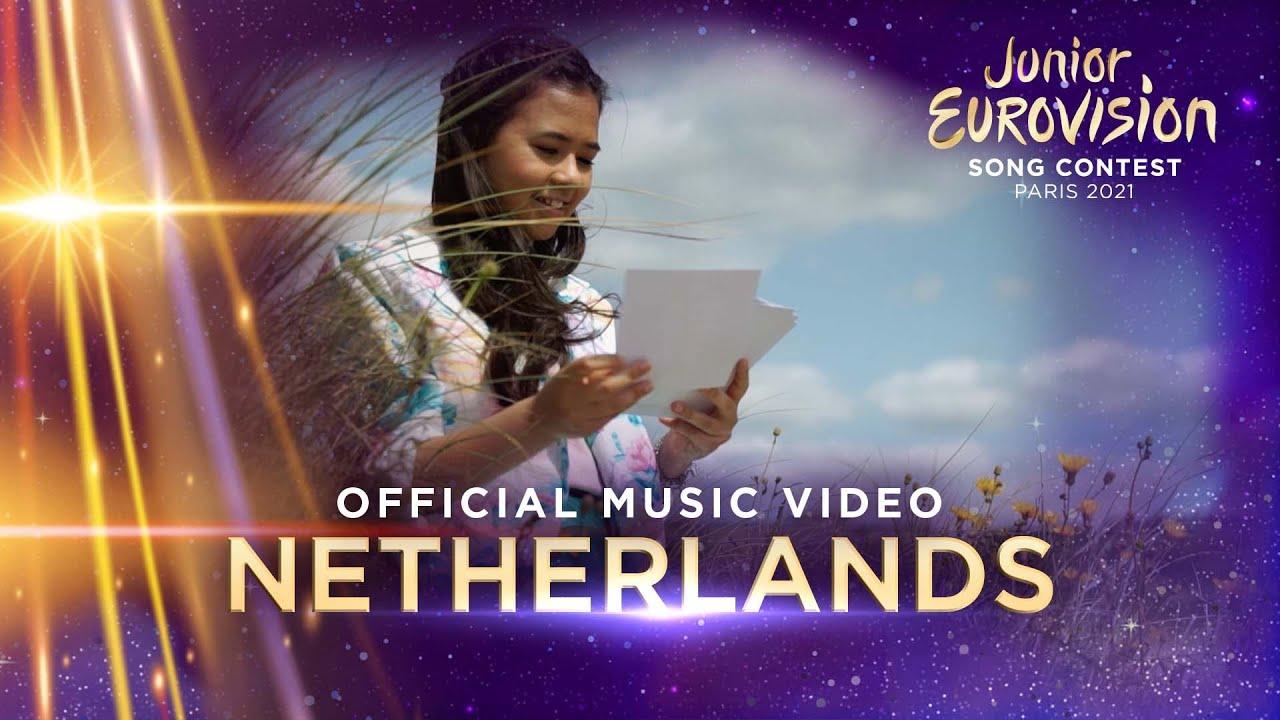 Ayana - Mata Sugu Aō Ne - Netherlands 🇳🇱 - Official Music Video - Junior Eurovision 2021