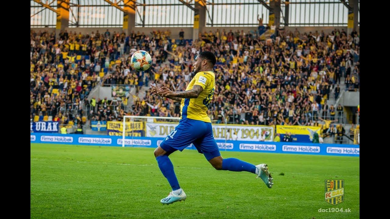Download FC DAC 1904 - MŠK Žilina 1:0 (1:0)