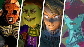 Evolution of Creepy Legend of Zelda Moments (1998 - 2018)