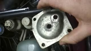 Ремонт рулевой колонки ВАЗ.