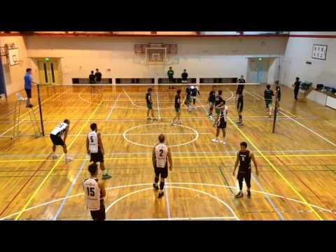 08 03 2016 Men's Blizzard vs Tsukubazaki Game 1