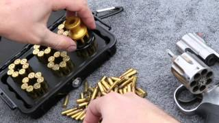 How To Use The Speed Beez Loader With A Smith Wesson 686 Plus Revolver