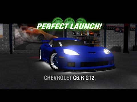 Racing Rivals Chevrolet Corvette C6.R Perfect Launch Tutorial