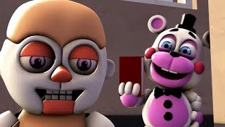 FNaF 6 FUNNY Animations (Hilarious Five Nights at Freddy's 6 Moments)