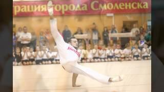Посвящение в гимнасты СДЮСШОР4