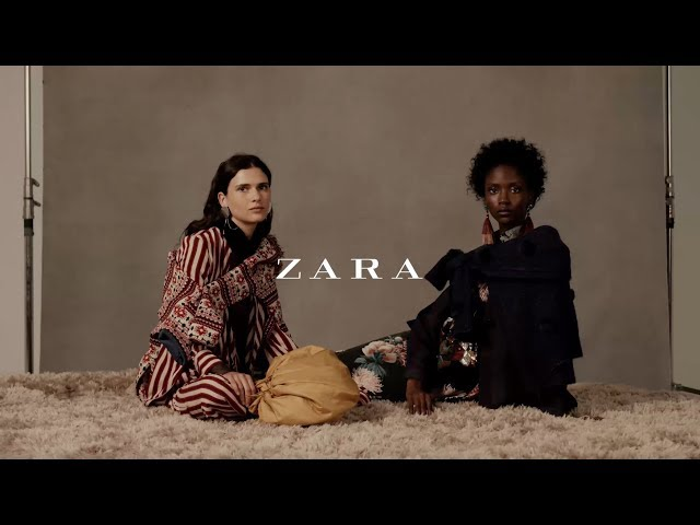 NOMAD | Zara Woman editorial AW17