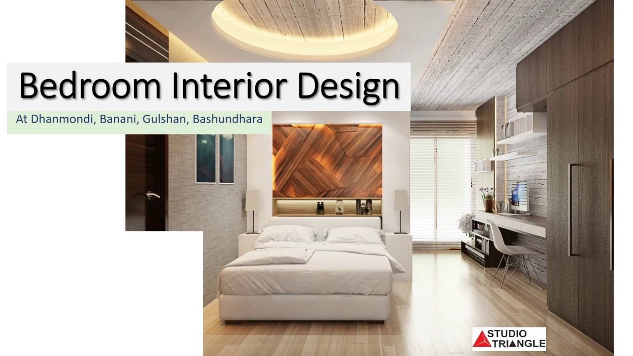 Bed Interior Design Interior Design Firm In Dhaka Interior Design In Banani Gulshan Bangladesh Youtube