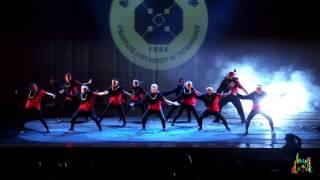 33 朝陽科技大學皇家熱舞社   2016全國大學街舞季 hug n dance 全國街舞大賽