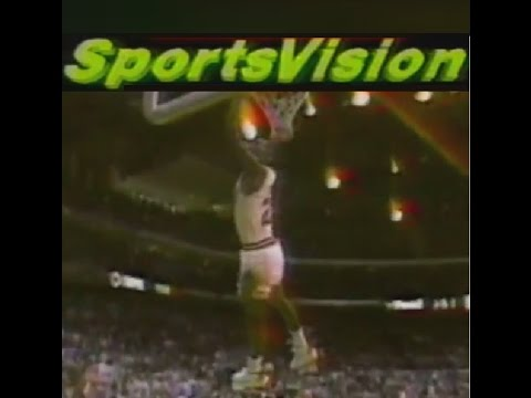 "1988 ""SPORTSVISION"" Chicago TV commercial"
