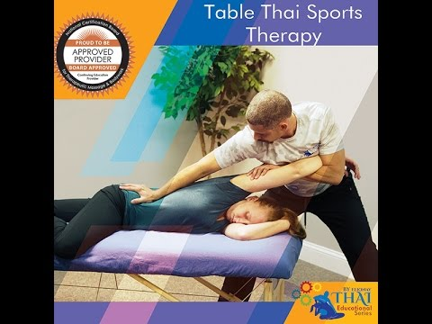 Table Thai Sports Therapy
