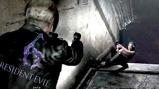 Resident Evil 6 - Episode 3 - How Do I Equip Grenades?!?!?!