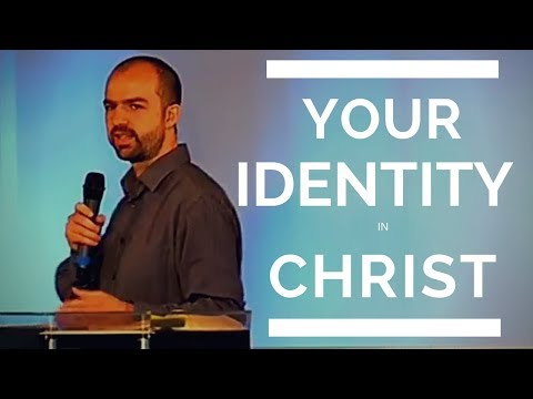 YOUR IDENTITY IN CHRIST | CHRIS ANTHONY