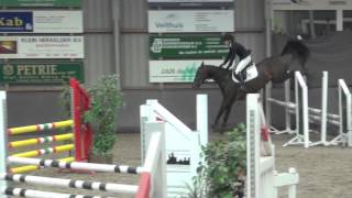 Eulanda (Ustinov) - GMB competition 4 yr olds in Laag Soeren 2013