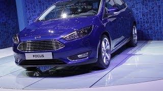 Ford Focus - Salon auto Genève 2014