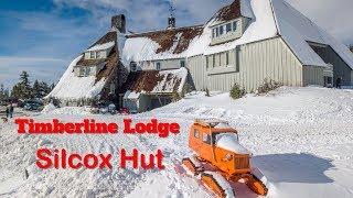 Timberline Lodge Silcox Hut Oregon
