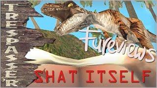 Jurassic Park: Trespasser shat itself... (game glitches)