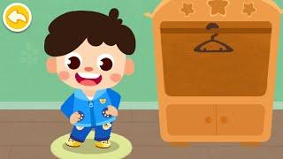 Baby Panda Care: Daily Habits Gameplay | BabyBus Kids Games #7