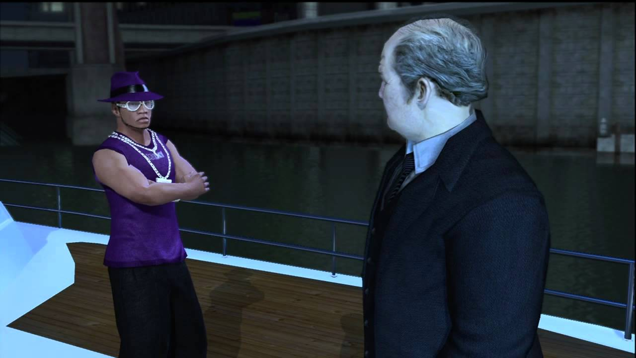 how to get to zimos in saints row 3