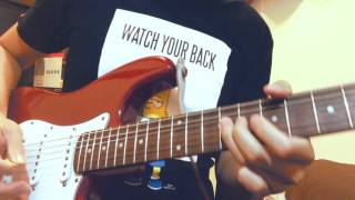 回到未來 Back To The Future 2015 Oct 21 Guitar Cover