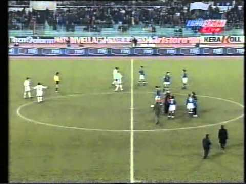 Friendly   Match   1998     Italy      vs      Rest of the World