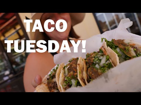 Sonora Grill In Moreno Valley | Taco Tuesday!