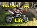 2012 KTM 300 XC-W Changed My Life Forever