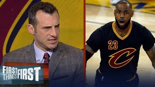 Doug Gottlieb reveals why he
