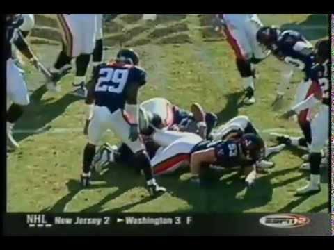 2002 Continental Tire Bowl: Virginia 48, #15 West Virginia 22 [Full Game]