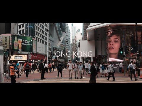 HONG KONG | MACAU - Travel Video Montage