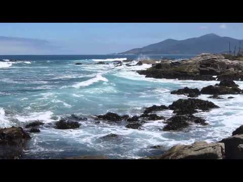 Ruta Del Mar: Beach Towns Along The Pacific Coast, Chile [HD Video]