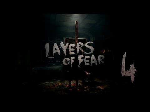 Layers Of Fear | En Español | Capitulo 4