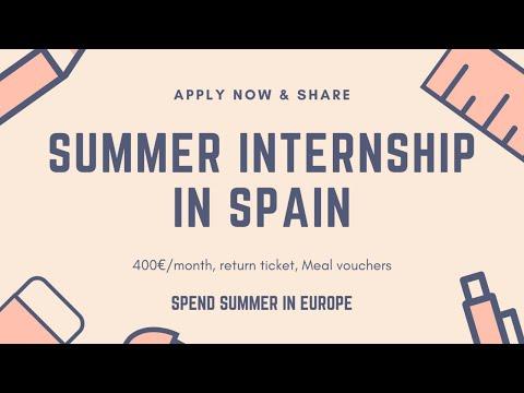 CRG SUMMER INTERNSHIP IN BARCELONA 2020 – PAID INTERNSHIP IN SPAIN -- ELIGIBILITY -- HOW TO APPLY?
