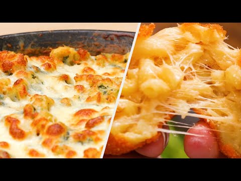 Mac 'N' Cheese Recipes That Will Leave You Drooling • Tasty