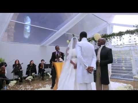 - Stephanie OKEREKE and Linus IDAHOSA'S Wedding Video.