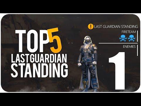 Destiny Top 5 Last Guardian Standing in Trials of Osiris // Episode 1
