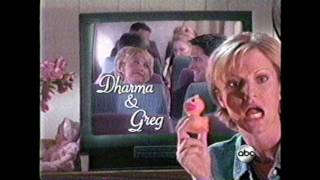 "Dharma and Greg ""coming this fall"" on ABC (1997) thumbnail"