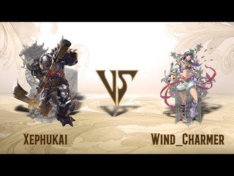Xephukai (Astaroth) VS Wind_Charmer (Talim) - Ranked Battle