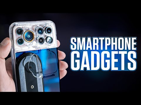 16 Smartphone Gadgets that Change Everything.