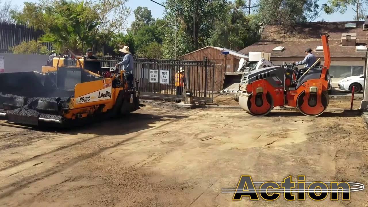 action asphalt paving replacement