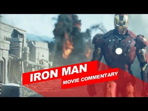 Iron Man Movie Commentary!