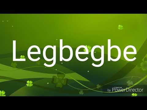 Mr. Real - LegBegBe (ft) Obadice & Idowest