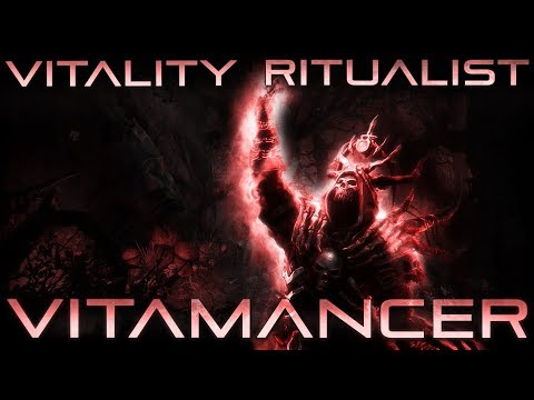 [Grim Dawn] INSANE DAMAGE Vitality Ritualist