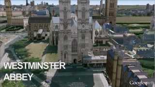 http://bit.ly/1hKmlMm - Westminster Abbey - Google Earth