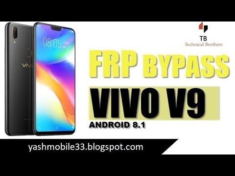 How to frp ViVO V9 - Myhiton
