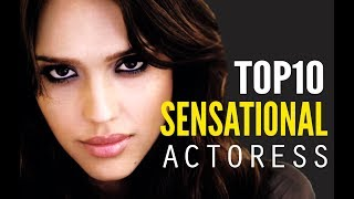 ✪✪ Top 10 Most Sensational Actresses in Hollywood ✪✪ 2017 | Top 10 Most Beautiful Actresses | Best |