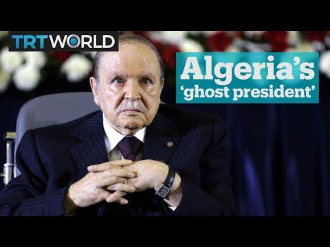 Algeria's 'ghost president'